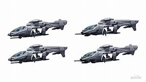 Halo Concept Art: Reach UNSC Vehicles/Ships | HaloFanForLife