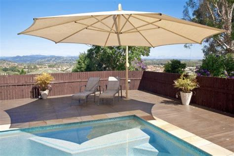 Enhance Your Home With Commercial Umbrellas