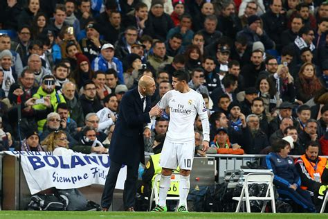 Real Madrid Transfer News: Zidane says James Rodriguez ...