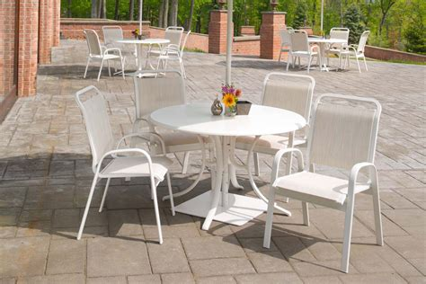 Telescope Patio Furniture Dealers by Telescope Casual Aluminum Patio Furniture Seasonal