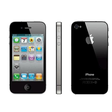 iphone 4s gb iphone 4s 8 gb negro libre reacondicionado back market Iphon