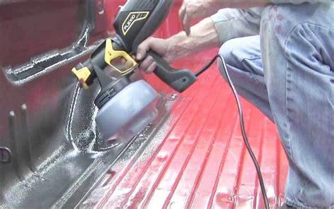 spray  bedliner  truth  truck bed liner