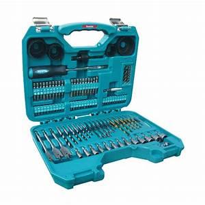 Makita P-90249 100pc Drill & Screwdriver Set | Rapid Online