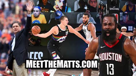 NBA Recap: Nuggets vs Jazz, Rockets vs Thunder, Tom Seaver.