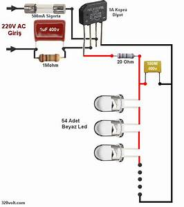 Transformerless Led Lighting Led Lamp Circuit