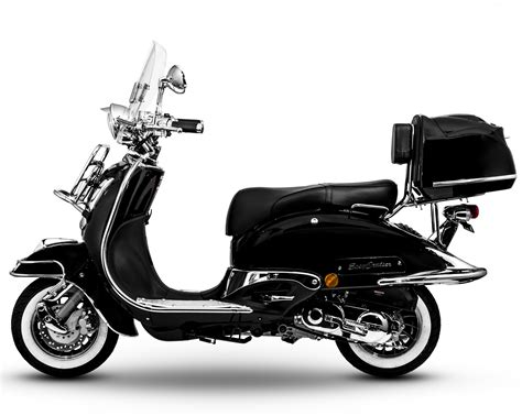 motorroller 50 ccm retro roller motorroller easycruiser schwarz 50 real