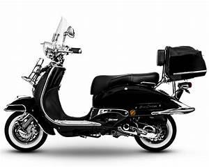 Retro Roller Kaufen Berlin : retro roller motorroller easycruiser schwarz 50 real ~ Jslefanu.com Haus und Dekorationen