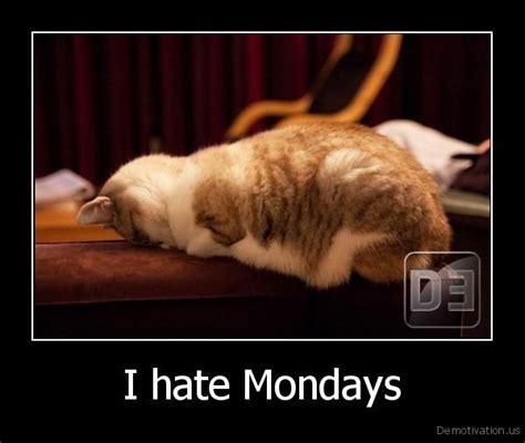 I Hate Mondays Meme - i hate mondays