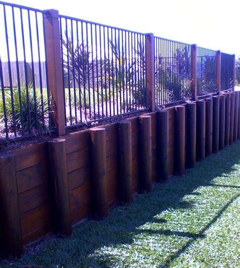 Retaining Walls   Arnel Fencing Cairns