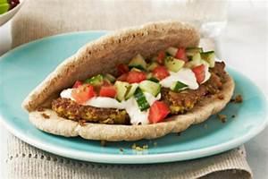 Falafel Sandwich Recipe | Just A Pinch Recipes