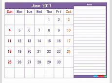 2017 Printable Calendar Templates as PDF and PNG 2018