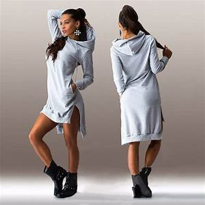 30 stylish women fashion hoodies you cannot miss this fall With robe pull nike