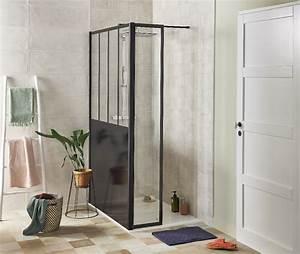 Paroi Douche Lapeyre : paroi douche verriere elegant leroy merlin with paroi ~ Premium-room.com Idées de Décoration