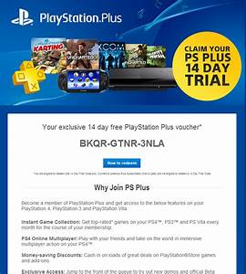 Playstation Plus Gratis Code Ohne Kreditkarte : free ps 14 day trial code se7ensins gaming community ~ Watch28wear.com Haus und Dekorationen