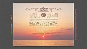 read more – ROMANTIC AND BEAUTIFUL SUNSET BEACH WEDDING