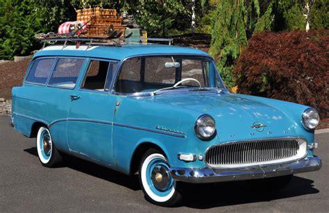 Opel Station Wagon by Wagon 1959 Opel Olympia Rekord