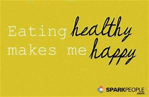 Eating healthy ... Canteen Food Quotes