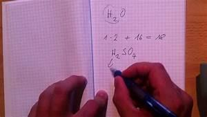 Getränke Für Party Berechnen : massenzahl berechnen chemieunterricht f r anf nger youtube ~ Themetempest.com Abrechnung
