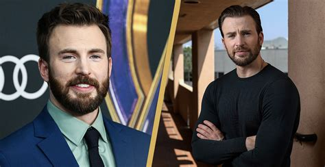 Chris Evans Finally Reacts To Accidentally Leaking His ...