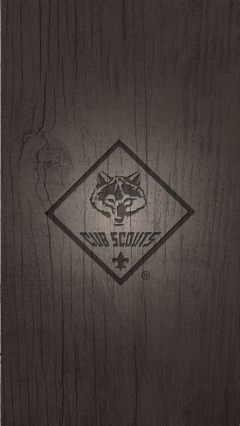 themed cub scout smartphone backgrounds  wallpapers