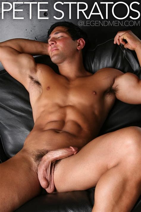 Legend Men Naked Big Dick Men