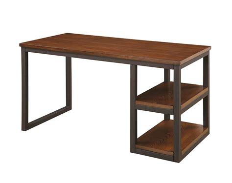 black metal desk chair brown desk with black metal co 242 desks