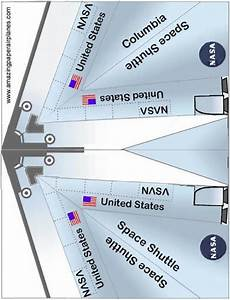 Space Shuttle Paper Template (page 2) - Pics about space