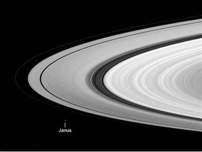 Cassini Nasa Ring Saturn Apod Saturns Crosses