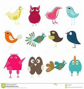 Funny Birds Royalty Free Stock Images - Image: 35367699