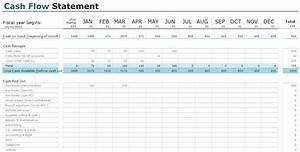 excel spreadsheet template for scheduling cash flow excel With cash flow schedule template