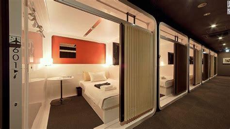 bar de cuisine moderne cette chaîne d 39 hôtel japonaise éfinit la notion de capsule dozodomo