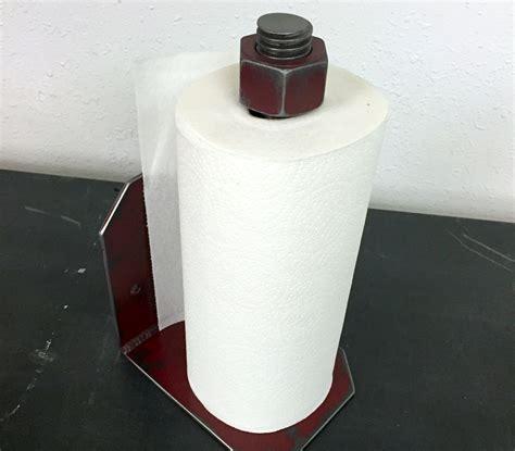 vintage industrial paper towel holder vintage industrial furniture