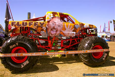 monster jam trucks monster jam world finals pit party monsters monthly