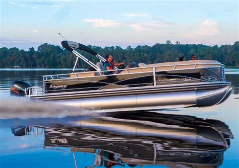 Bass Pro Shop Used Pontoon Boats by Sun Tracker Regency 254 Xp3 Pontoon Boats New In