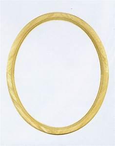 Cadre 50x70 Bois : baguette de cadre cadres ovales en cadres tradition ~ Teatrodelosmanantiales.com Idées de Décoration