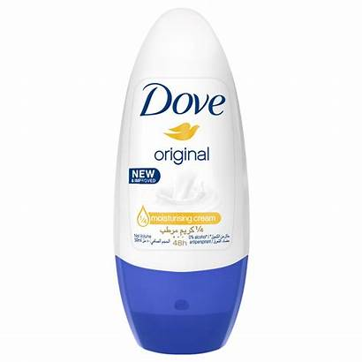 Dove Roll Antiperspirant Deodorants Deodorant 50ml Ro