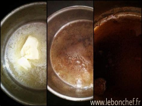 pate a crepe beurre noisette p 226 te 224 cr 234 pes facile et rapide le bon chef
