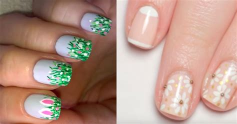 Easter Nail Art Ideas That You Can Do Yourself Or Ask A Pro