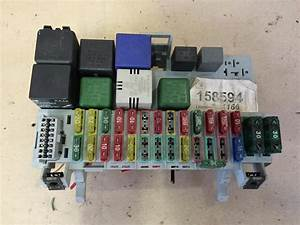 Opel Vx Astra F Mk3 1 6 16v Petrol Complete Fuse Box With Relays  U0026 Fuses