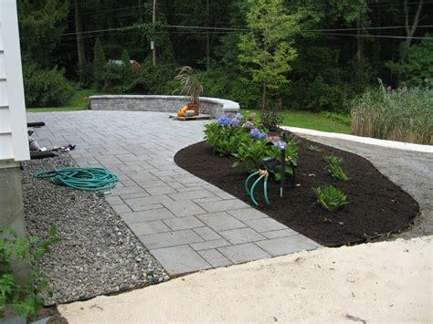 backyard hardscape back yard hardscape design loudonville ny landscape design albany ny
