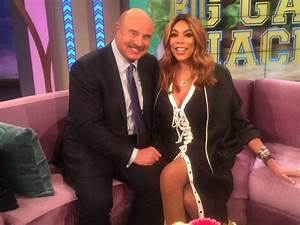 "Talking juicy ""hot topics"" with @wendywilliams today ..."