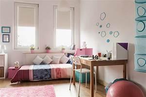 Jugendzimmer Für Mädchen : jugendzimmer wandgestaltung farbe m dchen ~ Michelbontemps.com Haus und Dekorationen