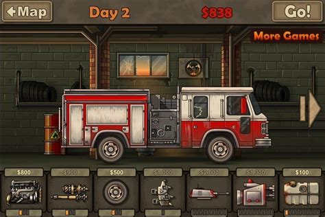 9th Car (fire Truck) (fully Upgraded