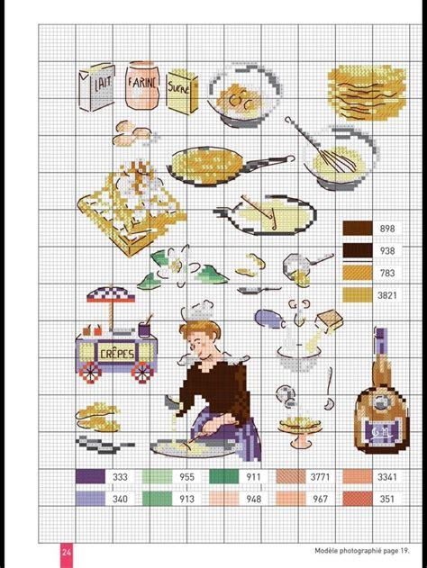point de croix cuisine 431 best images about point de croix cake on