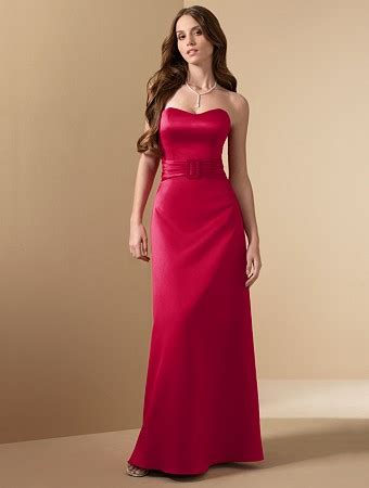berry bridesmaid dresses color spotlight bold and beautiful in bridesmaid trade