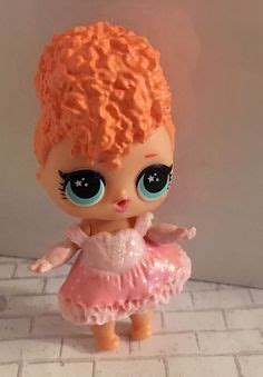 lol surprise doll  wraps series  drag racer  pink