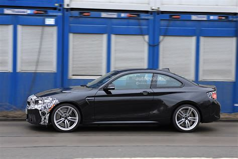 2018 Bmw M2 Cs Spotted Winter Testing With M3 Engine