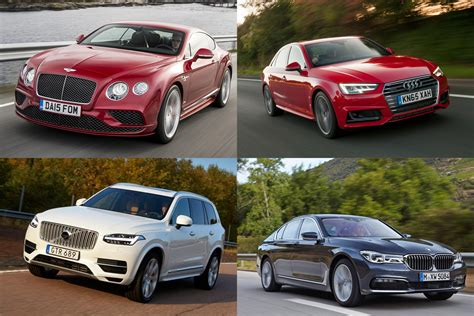 Which Is The Best Premium Car Brand?  Auto Express