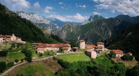 fotos los  pueblos mas bonitos de asturias segun los