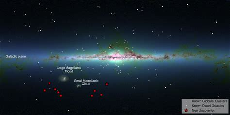 Milky Way Has 3 More Satellite Galaxies Science Wire